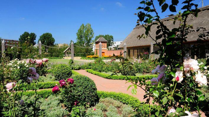 """Zehnter Garten In Den """"Gärten Der Welt"""" - Der Englische Garten"""