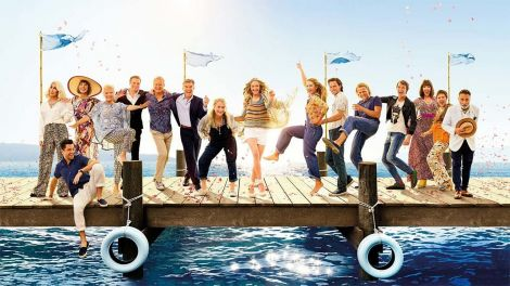 "Poster ""Mamma Mia - Here We Go Again"", Bild: Universal Pictures"
