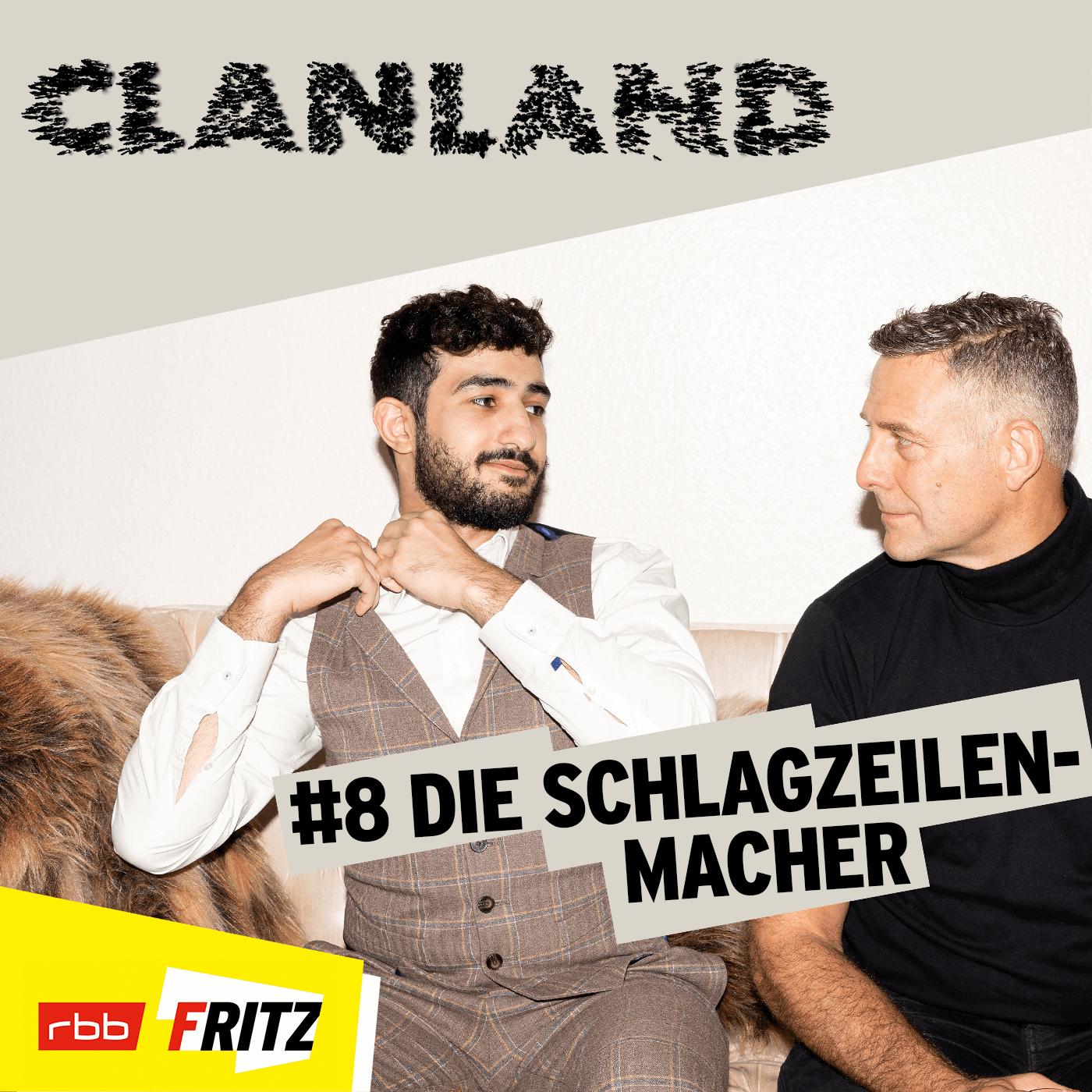 Die Schlagzeilen-Macher (8/12) | Clanland