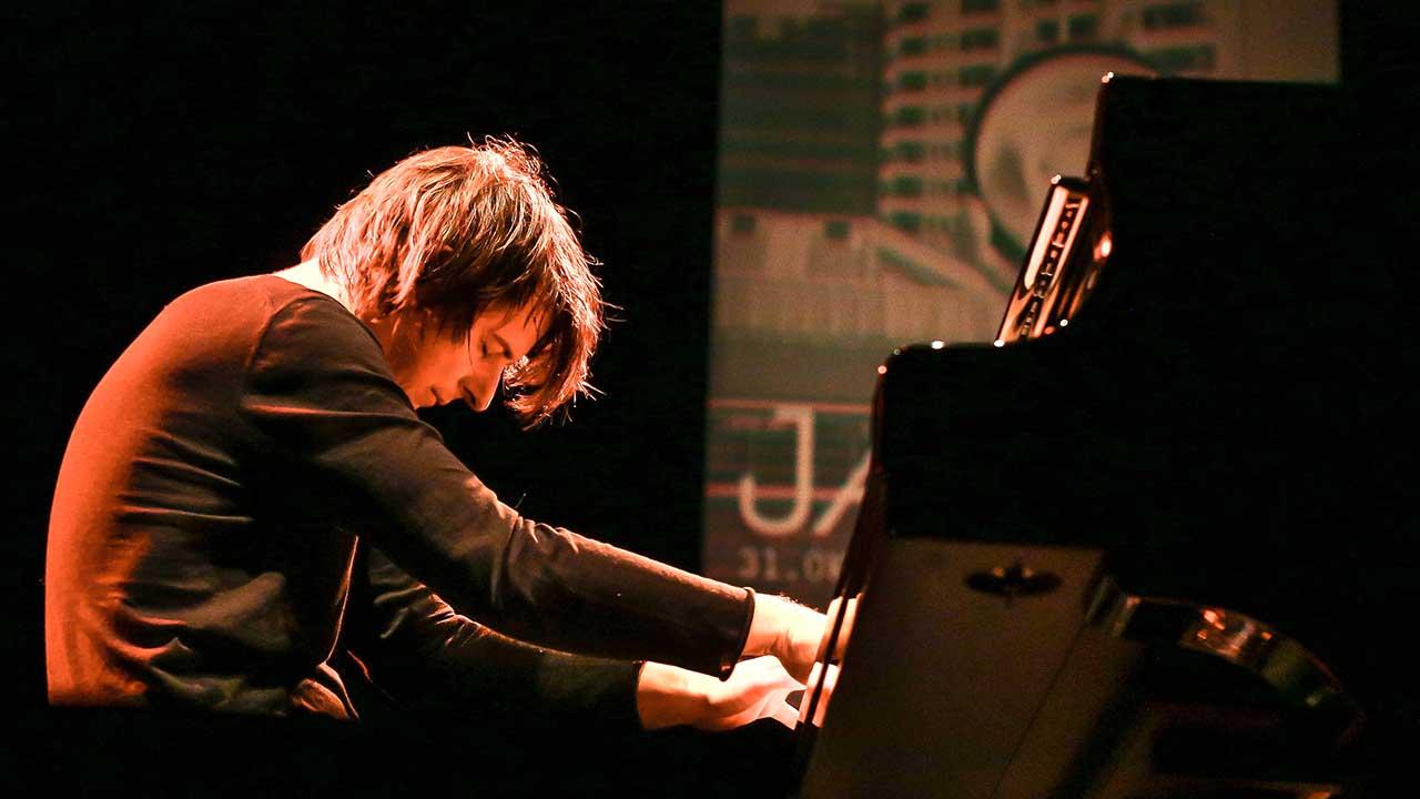 Konzert von Michael Wollny