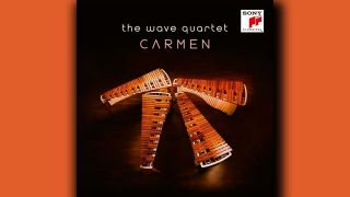 "The Wave Quartet: ""Carmen"" © Sony Classical"