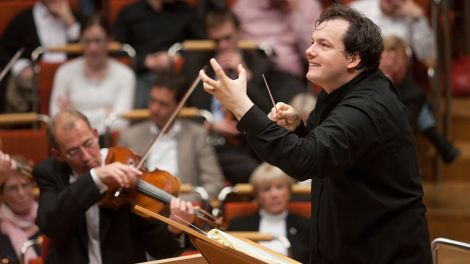 Andris Nelsons © WDR/Thomas Kost
