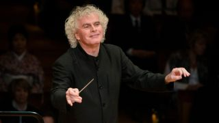 Simon Rattle; © Stephan Rabold