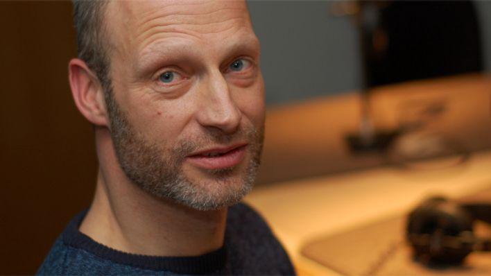 """Im """"Leben des Vernon Subutex"""" an der Schaubühne - Joachim Meyerhoff, Schauspieler und Autor"""