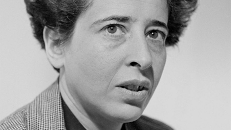 Hannah Arendt © Fred Stein Archive, Stanfordville, New York /DHM