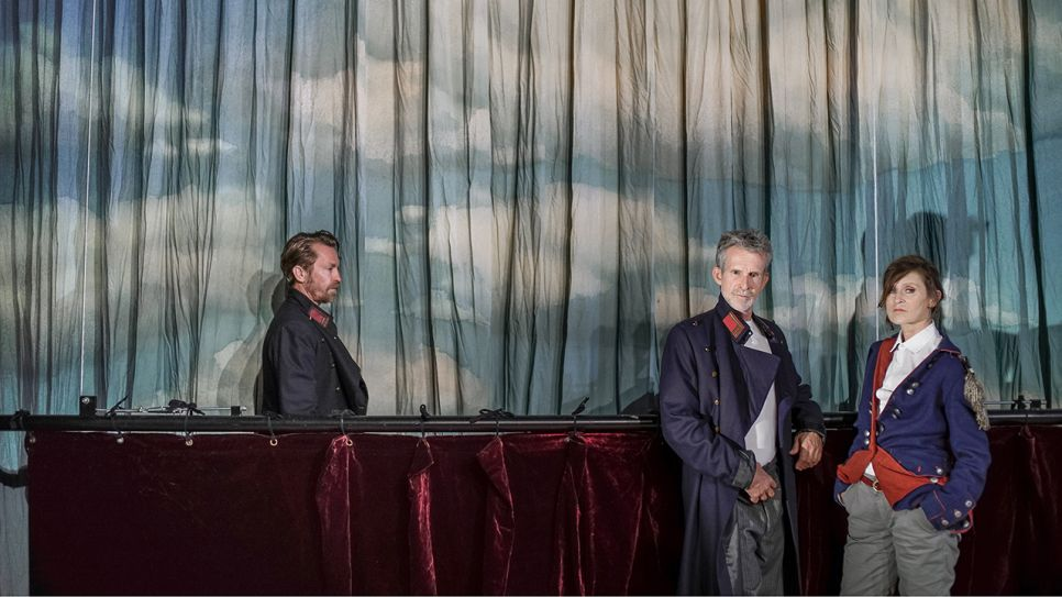 "Deutsches Theater: ""Play Strindberg"" @ Arno Declair"