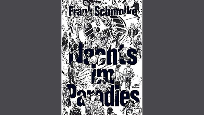 "Cover Comic: ""Nachts im Paradie"""