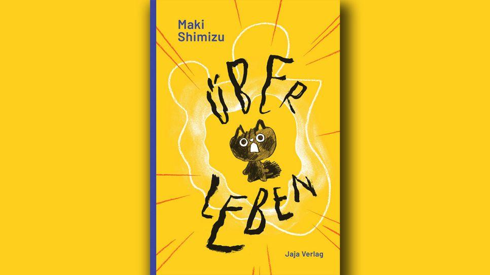"""Das Leben der Kreativen in Berlin """"Über leben"""": Comic der Berliner Autorin Maki Shimizu"""