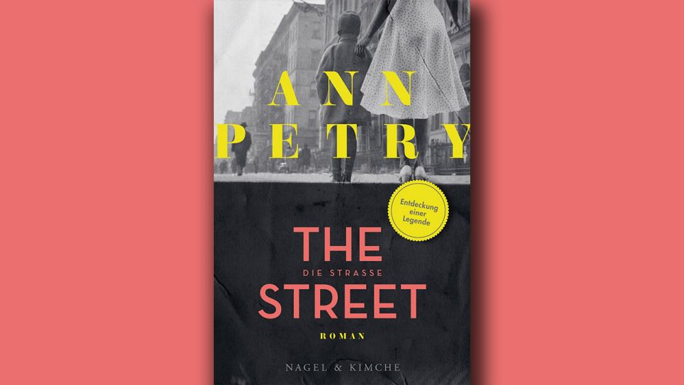 Ann Petry: The Street; Montage: rbbKultur