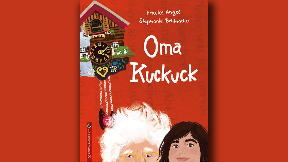 Frauke Angel (Text), Stephanie Brittnacher (Illustration): Oma Kuckuck; Montage: rbbKultur