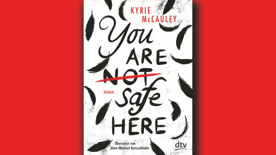 Kyrie McCauley: You are (not) safe here; Montage: rbbKultur