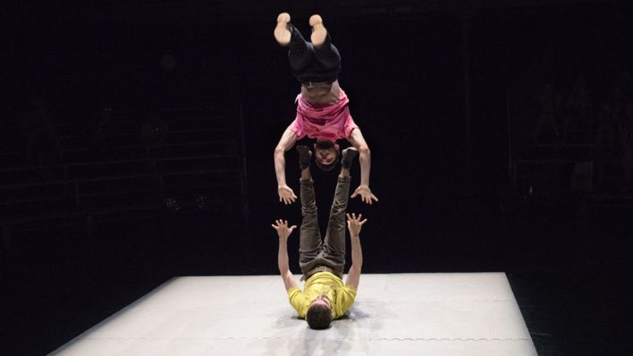 "Berlin Circus Festival: Kirn Compagnie - ""Tricot""; © Promo"