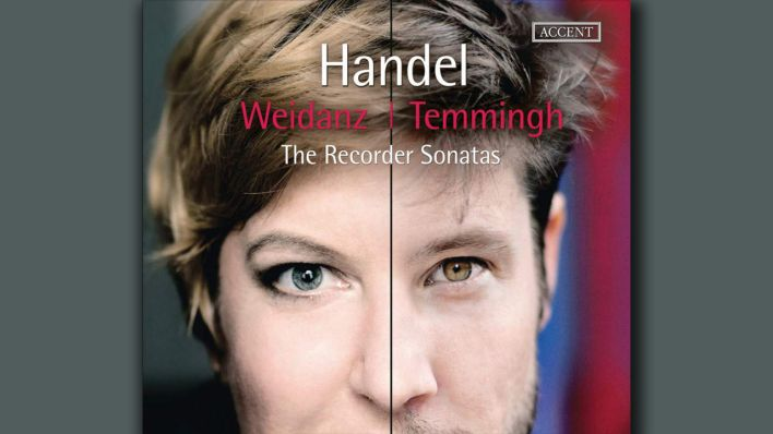Händel: The Recorder Sonatas
