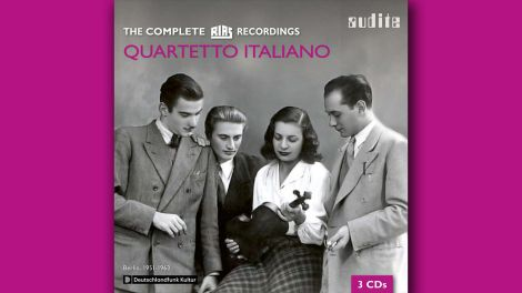 Quartetto Italiano - The complete RIAS Recordings