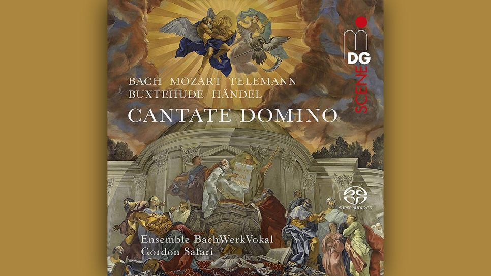Cantate Domino © Dabringhaus & Grimm