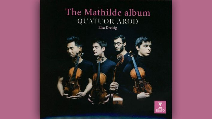 The Mathilde Album © Erato/Warner