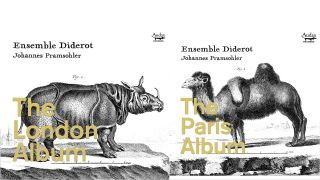 Ensemble Diderot: The London Album | The Paris Album © Audax Records