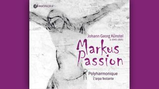 Johann Georg Künstel: Markuspassion © Christophorus
