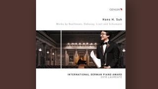 Cd cover - Hans H. Suh