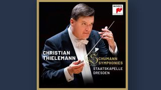 CD Cover: Christian Thielemann - Schumann Symphonien 1 -4