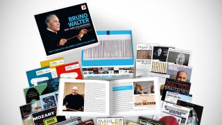 Bruno Walter – The Complete Columbia Album Collection; © SONY