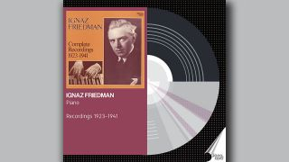 Ignaz Friedman, Complete recordings 1923-1941 © Danacord