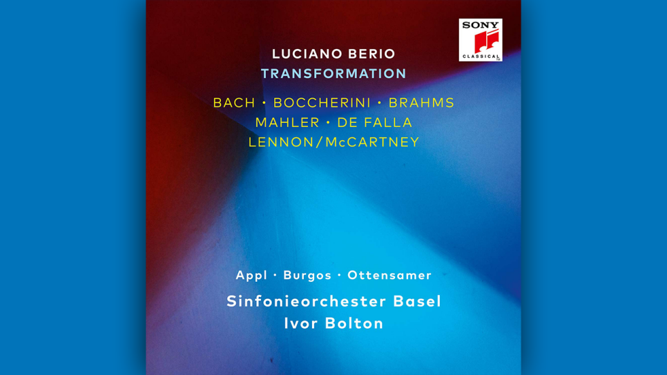 Luciano Berio: Transformationen © Sony