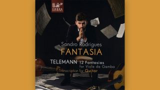 Sandro Rodrigues: Fantasia © Cobra Records