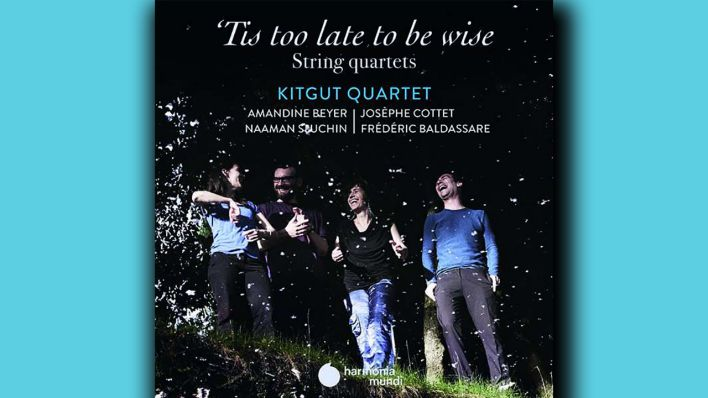 Kitgut Quartet: Tis too late to be wise; Montage: rbbKultur