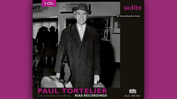 Berlin 1949-1964 - Paul Tortelier – RIAS Recordings | rbbKultur