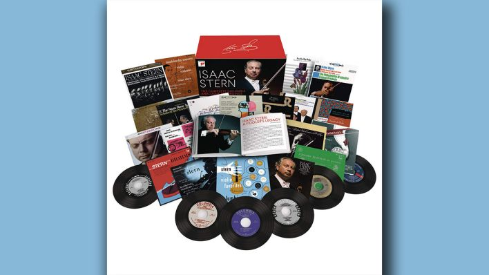 Isaac Stern, The Complete Columbia Analogue Recordings