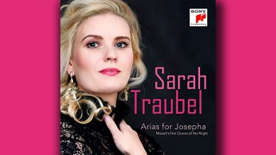 Sarah Traubel: Arias for Josepha; Montage: rbbKultur