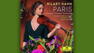Hilary Hahn: Paris © Deutsche Grammophon