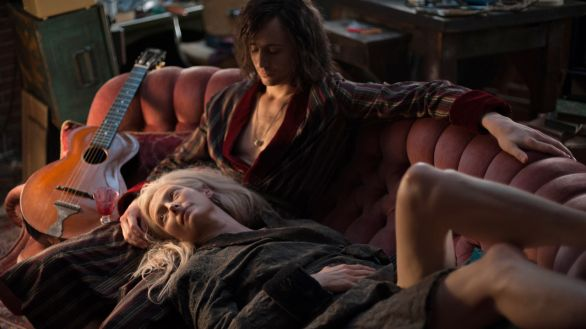 Only Lovers Left Alive mit Tom Hiddleston und Tilda Swinton; Foto: © Pandora Film