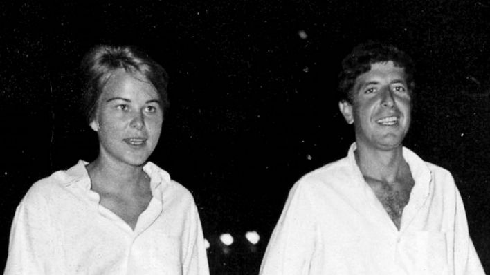 Marianne und Leonard: Words of Love © Piece of Magic/Babis Mores