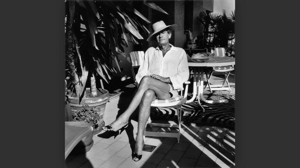Helmut Newton – The Bad And The Beautiful | Helmut Newton, Monte Carlo, 1987 © Foto: Alice Springs, Helmut Newton Estate / Courtesy Helmut Newton Foundation