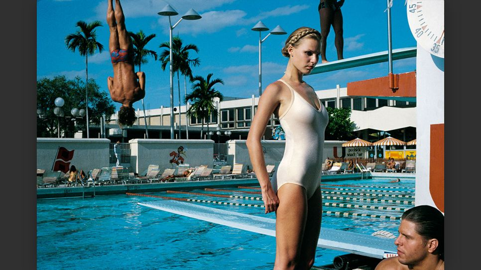 Helmut Newton – The Bad And The Beautiful | Arena, New York Times © Foto: Helmut Newton, Helmut Newton Estate / Courtesy Helmut Newton Foundation