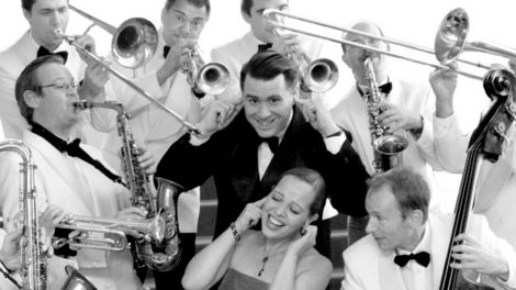 Andrej Hermlin and his Swing Dance Orchestra; Foto: © Promo