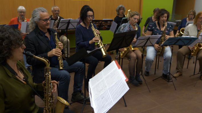 Ensemble Saxonoras © rbb