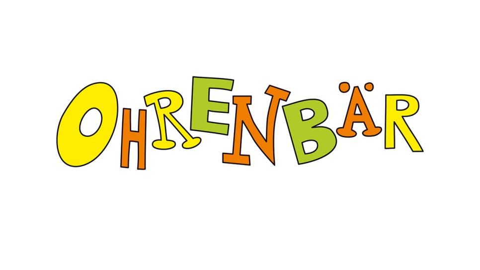 Logo: OHRENBÄR - Hörgeschichten für Kinder (Quelle: rbb)