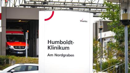 Vivantes Humboldt-Klinikum in Berlin-Reinickendorf © imago images/Jürgen Ritter   imago images/Jürgen Ritter