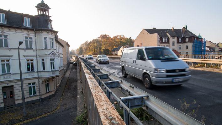 Brücke Bad Freienwalde