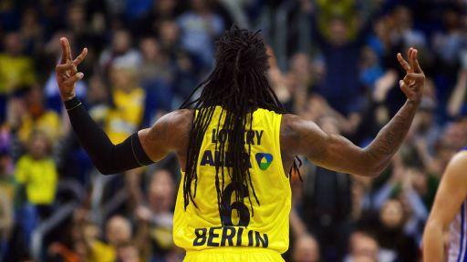 Robert Lowery - Point Guard in Diensten von Basketball-Bundesligist Alba Berlin (Quelle: imago/Camera 4)