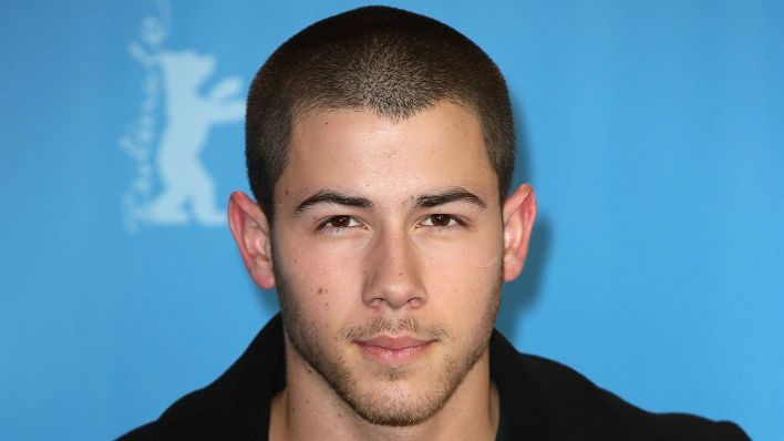 "Nick Jonas (23) beim Photocall des Films ""Goat"" auf den 66. Internationalen Filmfestspielen Berlin. (Quelle: imago/APress)"