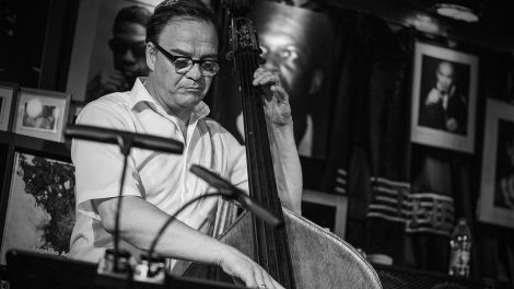 Jan Roder, Bass © Thomas Ernst