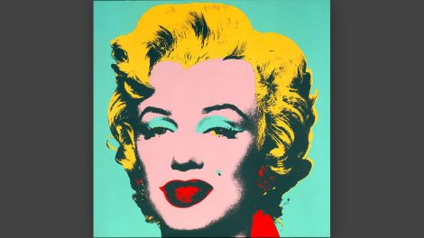 Andy Warhol, Marilyn, 1967 © 2020 The Andy Warhol Foundation for the Visual Arts, Inc. / Artists Rights Society (ARS), New York, Staatliche Museen zu Berlin, Kupferstichkabinett / Jörg P. Anders