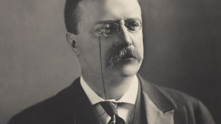 Theodore Roosevelt, 1858-1919, 26. Präsident der USA; © imago-images/Circa Images