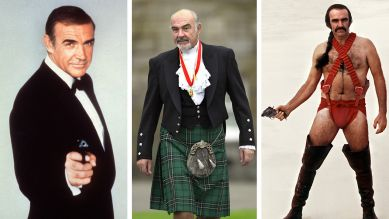 Sean Connery wird 90; © dpa/Gustav Unger/David Cheskin | imago-images