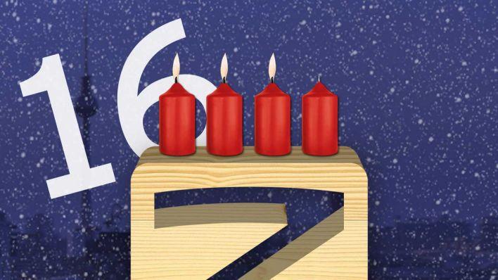zibb messenger adventskalender - 16. dezember | rbb