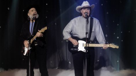 BELLAMY BROTHERS Country-Duo. Quelle: imago stock&people